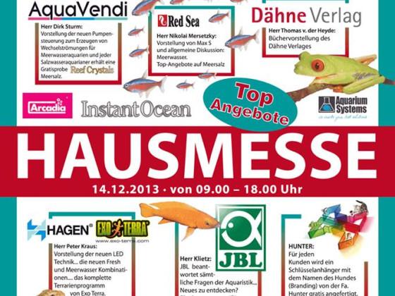 ANZO Hausmesse 14.12.2013