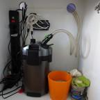 Filterwechsel vom Inneneckfilter zum Aussenfilter